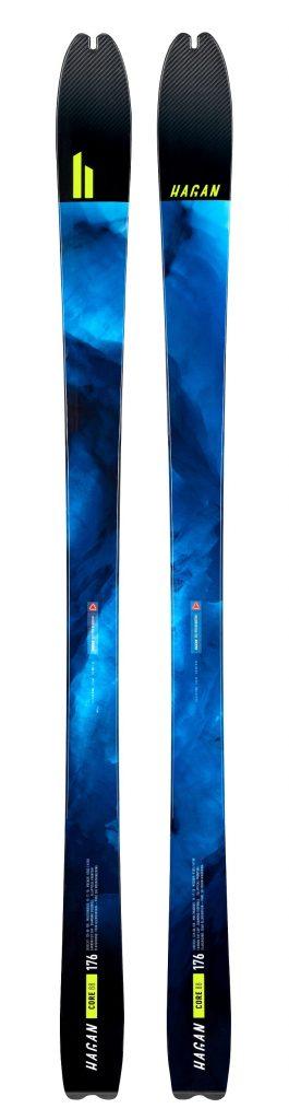 Zum Winter 2017/18 startet die Skimarke hagan einen Relaunch