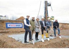 Intersport Erweiterung in Heilbronn