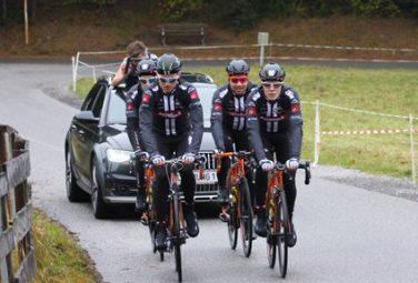 ZANIER ist neuer Handschuhausstatter des Tirol Cycling Teams