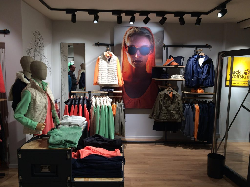 Store von Jack Wolfskin