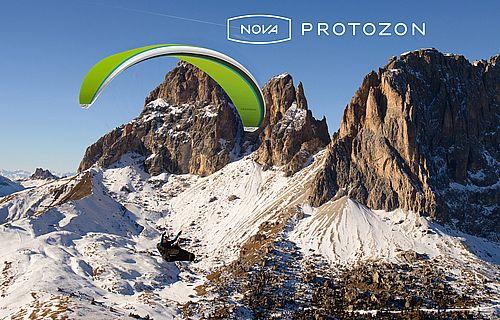 Nova Protozon Einzeller