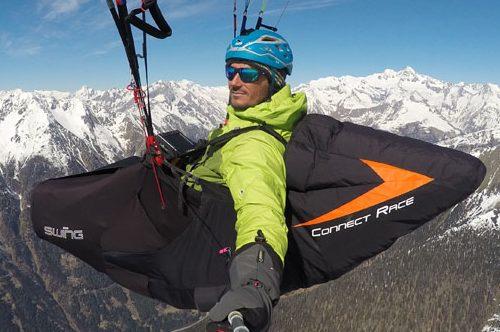 Höhenflug mit warmen Handschuhen von Zanier