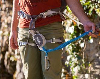 Klettersteigset Neue Norm : Klettersteigset scorpio vertigo von petzl erfüllt neue norm en