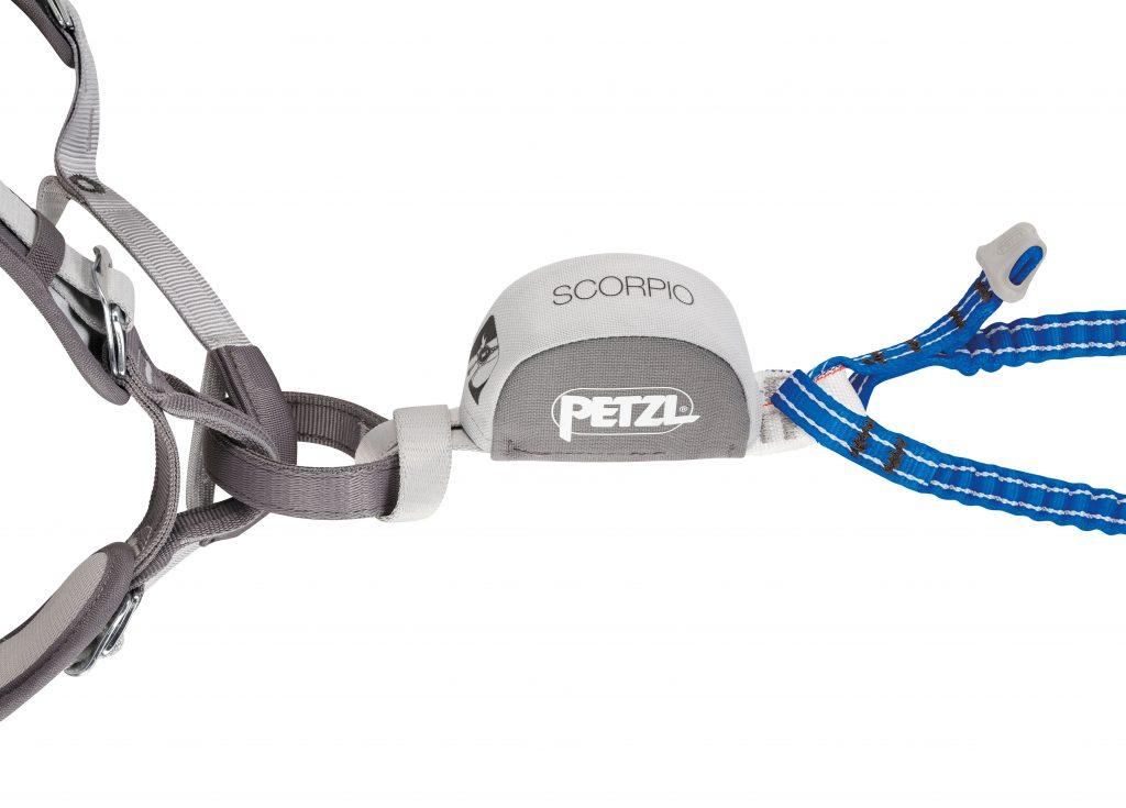 Klettersteigset Scorpio Vertigo von Petzl erfüllt neue Norm EN 958:2017