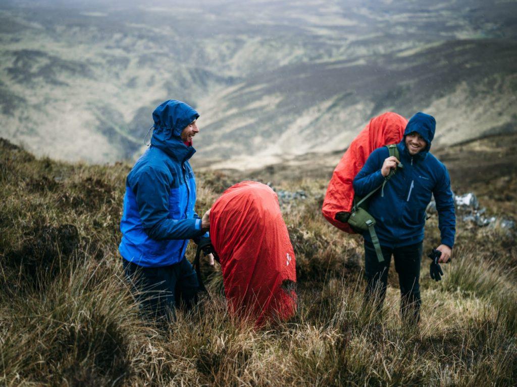 VAUDE Karvan Trekking-Rucksack: Schwertransporter für Wildnis-Treks