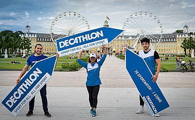 DECATHLON Gemeinsam sportlich