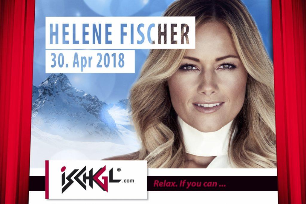 Helene Fischer in Ischgl