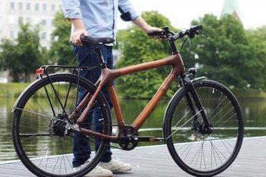 Nachhaltigkeit beim Radfahren