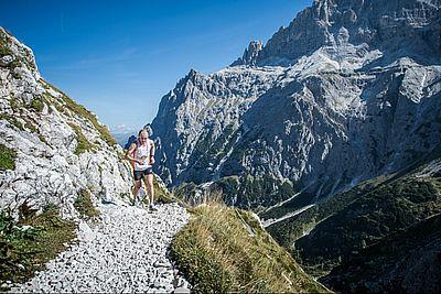 Drei Zinnen Alpine Run in Sexten