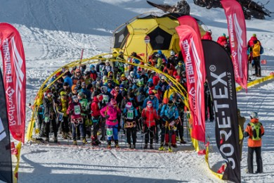 Elbrus Race von Red Fox