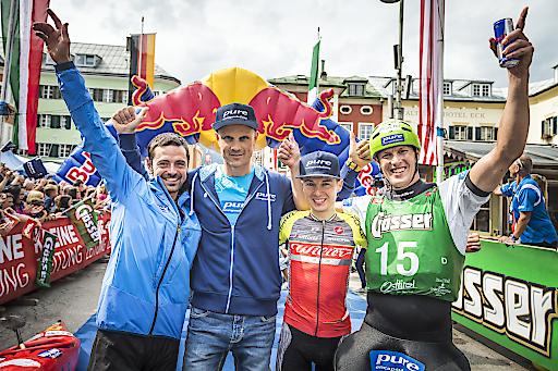 Red Bull Dolomitenmann Sieger