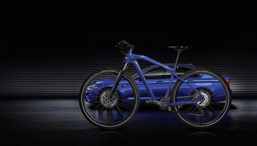BMW M Bike carbon edition