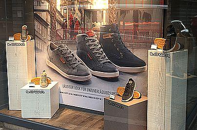 feine handwerkskunst zuverlässigste exquisites Design Schöffel-LOWA expandiert in der Franken-Metropole | SportMarkt