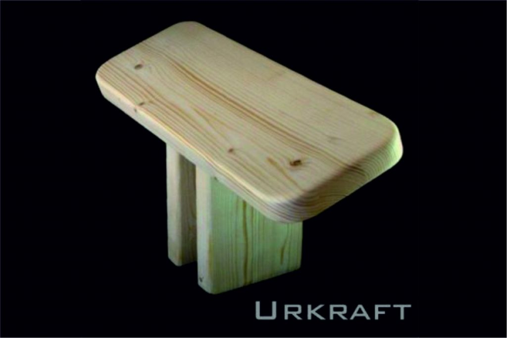 KMeditationsbank Spirit von URKRAFT