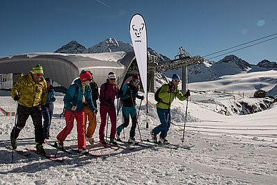 Skitourenpark Pitztal
