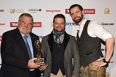 Wolrd Ski Award