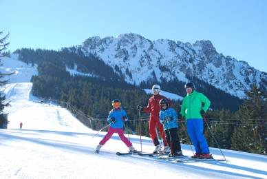 Familienurlaub im Tannheimer Tal