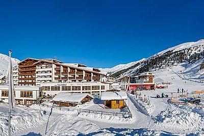 Hotel Hochfirst in schneesicherer Lage