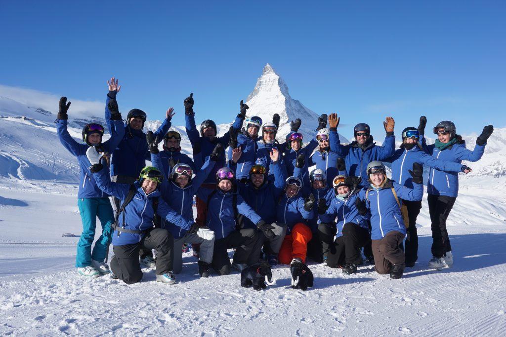Mammut und Zermatt Tourismus werden Partner