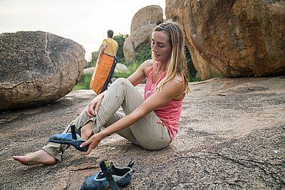 Prana Climbing