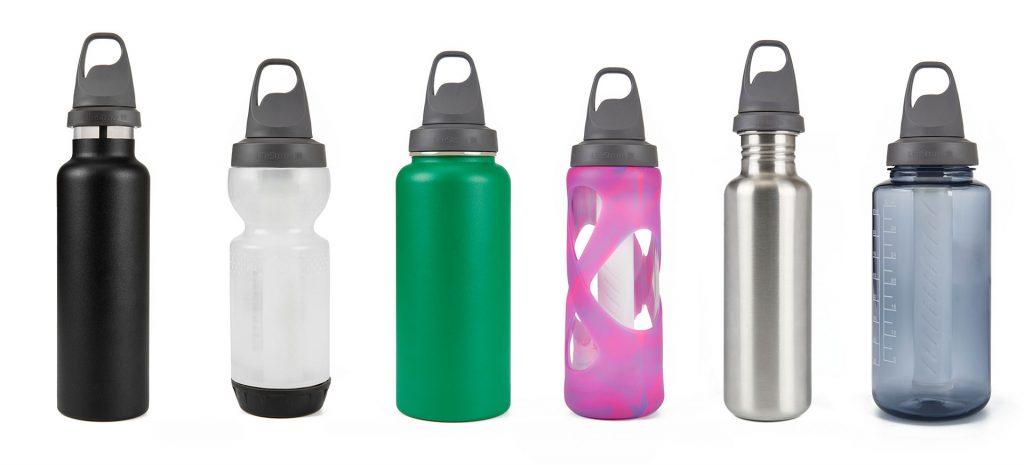 LifeStraw Flaschen mit Wasserfilter