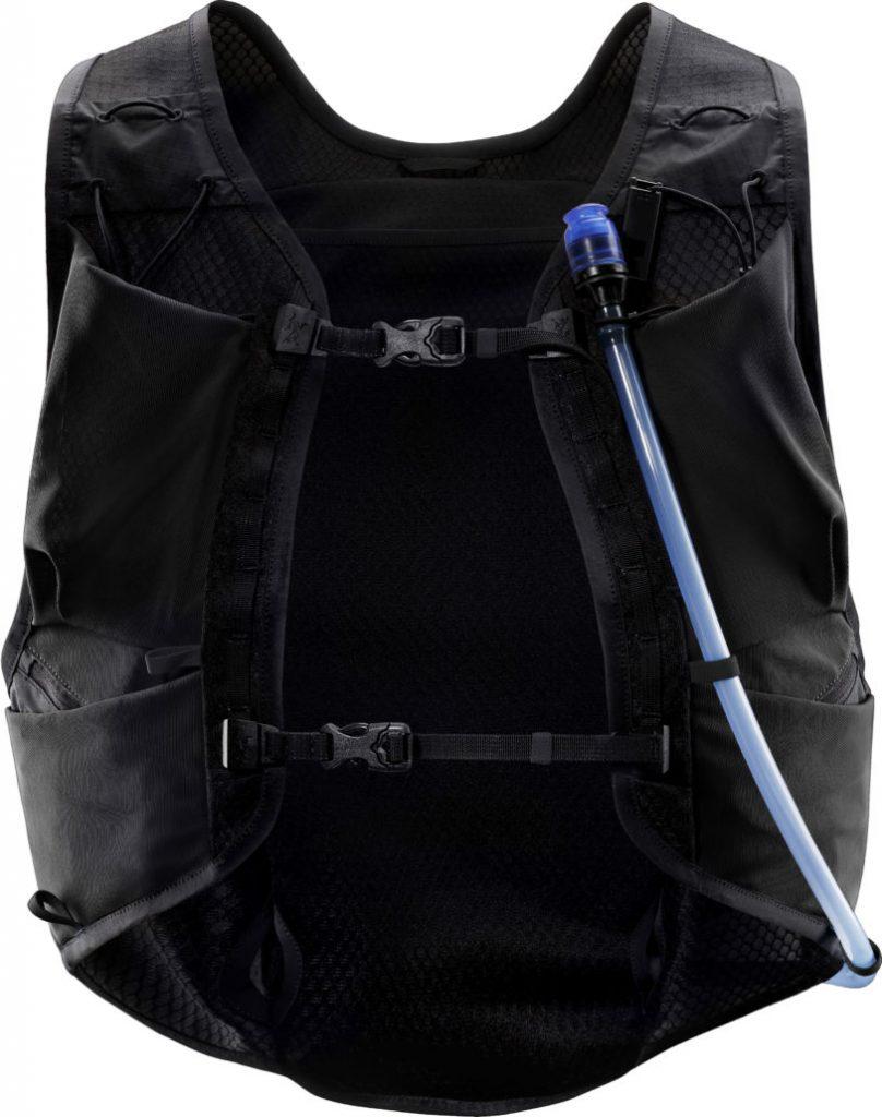 Arc'teryx Norvan LD Trail Running Schuh und Hydration Vest