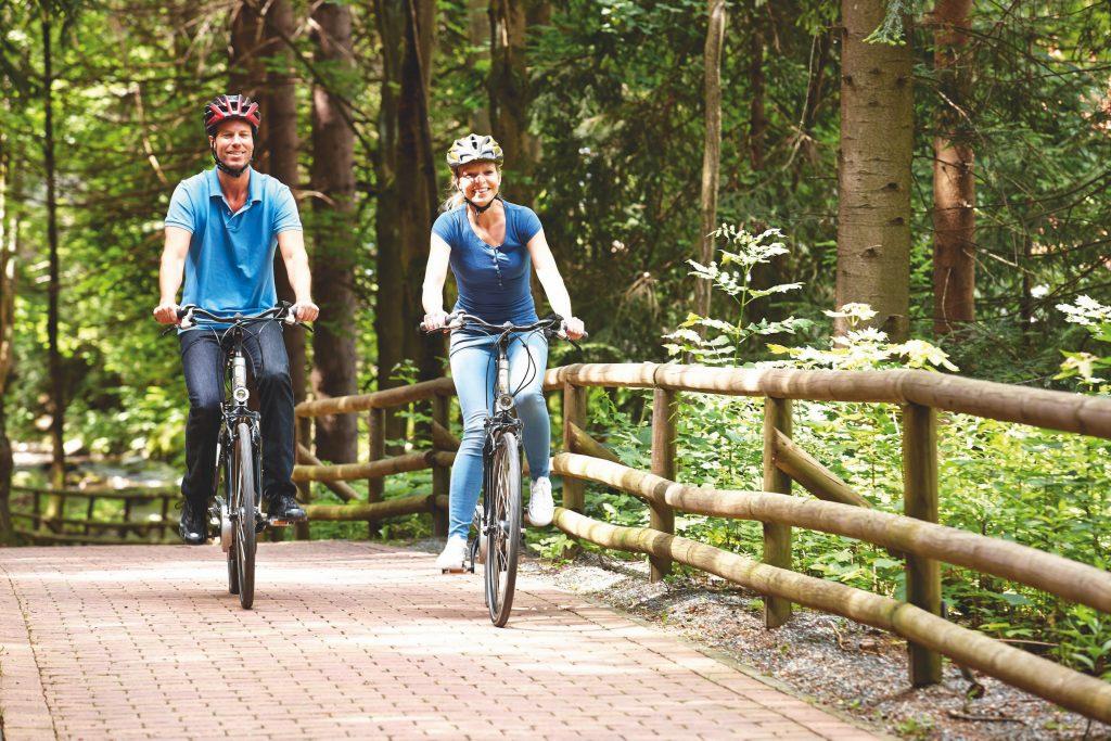 Radtour im Harz