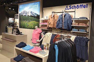 Schöffel und LOWA Shop