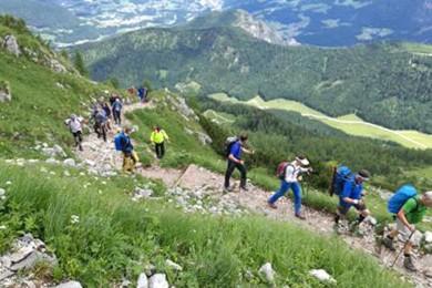 Kultwandern in Berchtesgaden