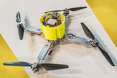 ProWinter zeichnet Drone aus