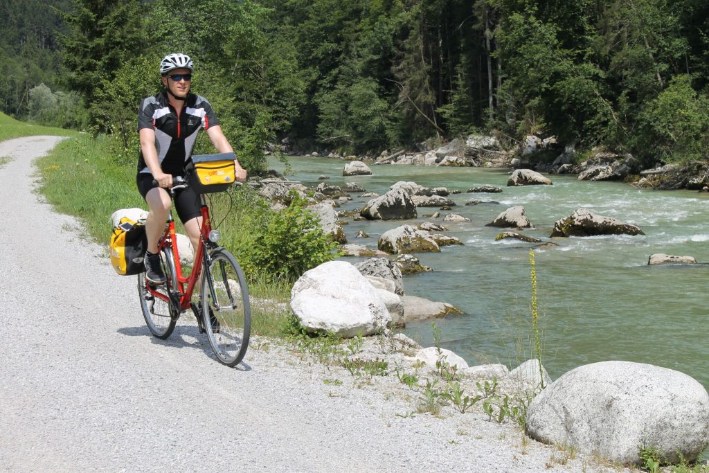 euro bike Tauern Radweg