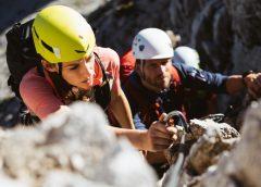 Klettersteigcamp