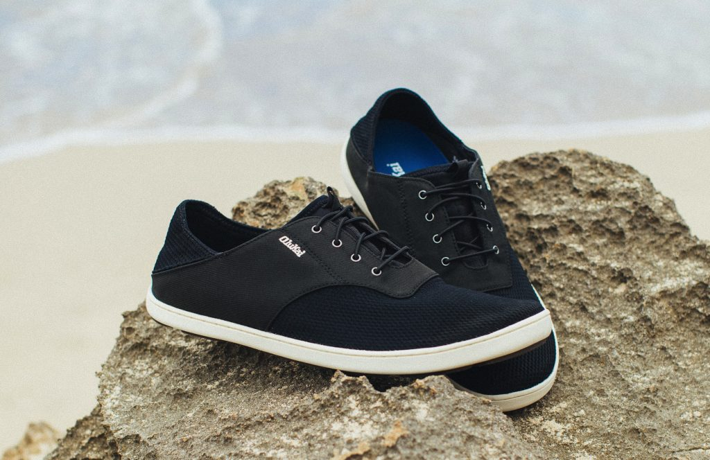 Neue Schuhe von Olukai