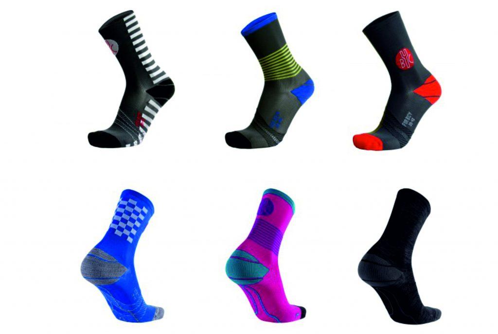 Neue Socken von FOR.BICY