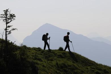 Höhenwanderung im Tannheimer Tal