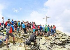 Gipfelmesse am Grabkogel