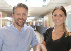 Nico Hausmann und Stefanie Dorff