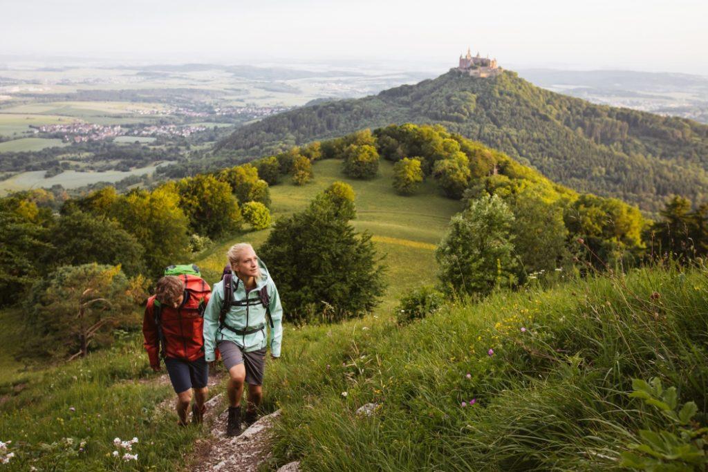 Albstadt Wald und Wiesentour