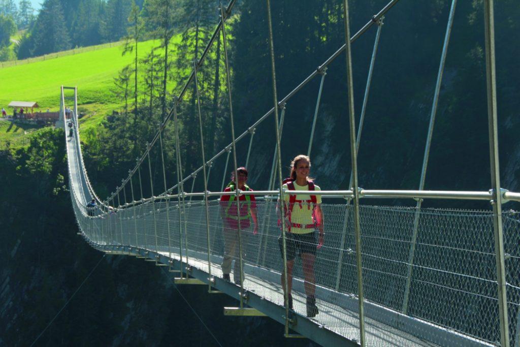 Lechweg als zweitschönster Wanderweg Österreichs ausgezeichnet