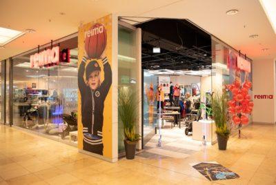 Neuer Reima Store in Hamburg