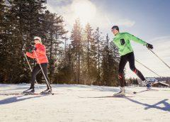 Skilaufen im Schwarzwald
