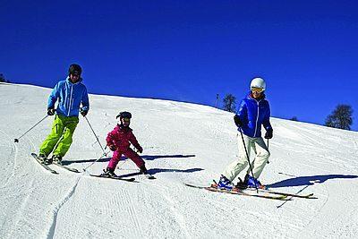 Skifahren am DACHSTEIN IST FÜR fAMILIEN IDEAL