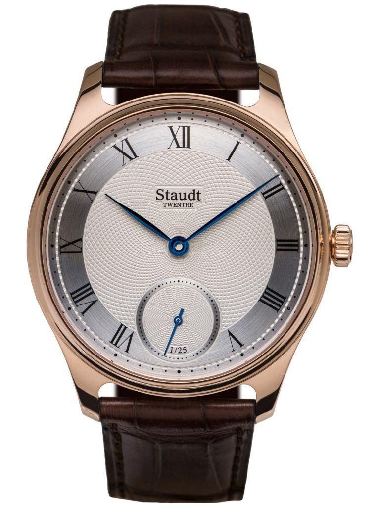 Staudt Watches präsentiert sein Meisterstück: Praeludium Guilloche