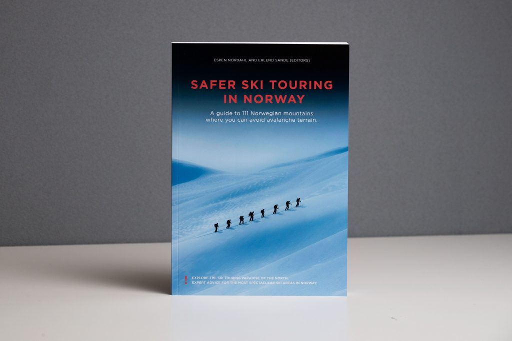 Buch über safer Skitouren in Norwegen