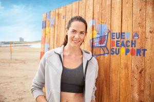 Olympiasiegerin Kira Walkenhorst schlägt bei ALDI Nord auf