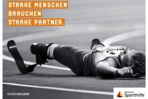 #leistungleben - Sporthilfe-Markenkampagne