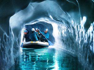 Gletscher-Boot