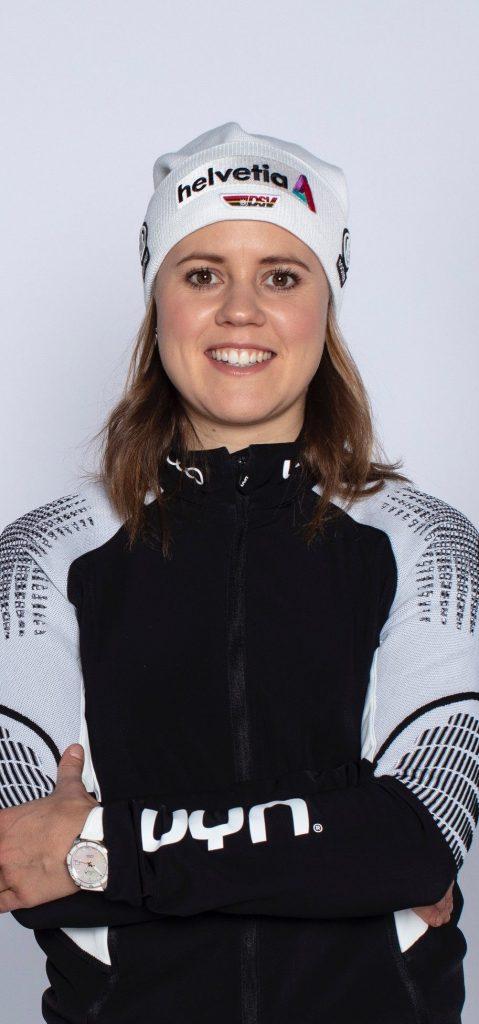 UYN Ehrengast ist Skistar Viktoria Rebensburg