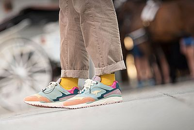 Kangaroos Schuhe