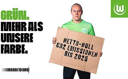 Race to Zero beim VFL Wolfsburg